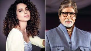 After PadMan, R Balki's Next To Feature Kangana Ranaut And Amitabh Bachchan?