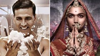 'पद्मावत' रिलीज से डरी ट्विंकल खन्ना, पैडमैन को लेकर दिया ये बड़ा बयान!