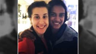 Carolina Marin Shared a Picture With PV Sindhu, Twitterati Called her a Real Sport