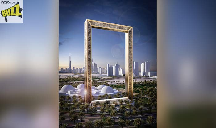 6f2ddb3c56dea World s Largest Picture Frame Opened To Public In Dubai in 2018  Offers  Spectacular View of Old and New Dubai (Video)