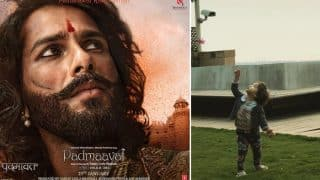 This Edit Of Misha And Shahid Kapoor As Maharawal Ratan Singh From Padmaavat Is Winning The Internet Over (View Pic)
