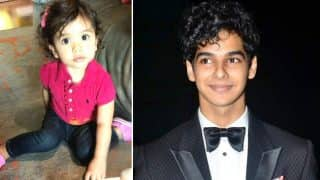 Ishaan Khatter Shares An Adorable Picture With Niece Misha Kapoor That Will Surely Uplift Your Mood