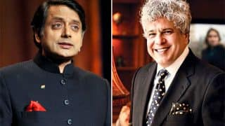 Shashi Tharoor Committed a Grammar Mistake and Got Schooled by Suhel Seth, Twitterati had a Hearty Laugh About it