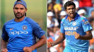 धवन को हैदराबाद ने राइट टू मैच के तहत खरीदा, पंजाब किंग्स इलेवन के हुए अश्विन