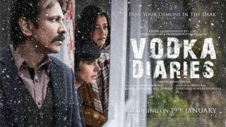 Vodka Diaries Review: Even A Bottle Of Vodka Will Not Help One Stay Hooked To The Film, Critics Say