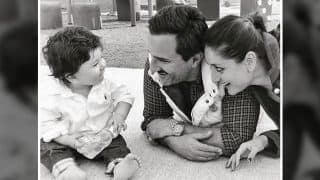 Taimur Ali Khan Looking Lovingly At His Parents In This Unseen Pic Will Brighten Up Your Day