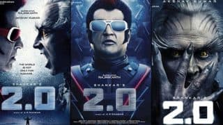 2.0 Teaser Starring Rajinikanth, Akshay Kumar, Amy Jackson to Release This Month? Read Details