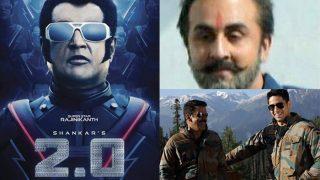 Ranbir Kapoor's Sanjay Dutt Biopic, Sidharth Malhotra's Aiyaary, Rajinikanth's 2.0 Change Dates To Avoid Clash - See Revised Release Dates