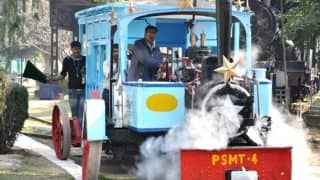 Maharaja of Patiala's monorail star attraction at Rail Museum