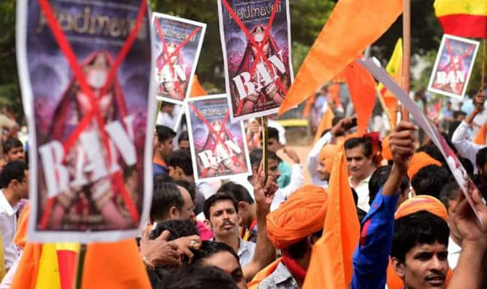 Indian police detain dozens protesting against controversial movie