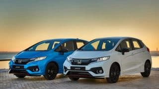 Honda Jazz 2018 Facelift to Debut at Auto Expo 2018; India Price, Launch Date, Interior, Features, Specifications