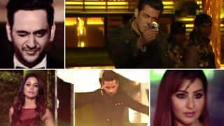 Bigg Boss 11 Finale Performance: Salman Khan Enters The House And Shows Off His Swag With Shilpa Shinde, Vikas Gupta, Hina Khan And Puneesh Sharma - Watch Video
