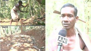 ओडिशा का 'माउंटेन मैन', बच्चों को स्कूल जाने में होती थी दिक्कत, पहाड़ काटकर बनाया रास्ता