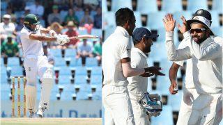 सेंचुरियन टेस्ट: टीम इंडिया का स्कोर 183/5 रन