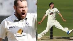 दक्षिण अफ्रीका दौरे के लिए हॉलैंड, रिचर्डसन ऑस्ट्रेलियाई टीम में