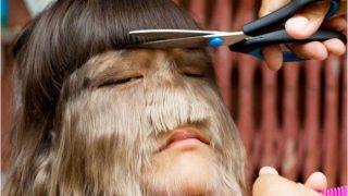 दुनिया की सबसे ज्यादा बालों वाली लड़की ने कराया शेव, नए लुक से सबको चौंकाया