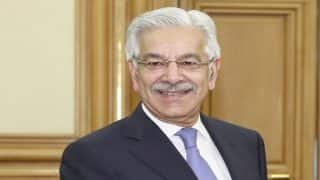 Pakistan: Haven't Fled, Will Return Soon, Says Former Foreign Minister Khawaja Asif