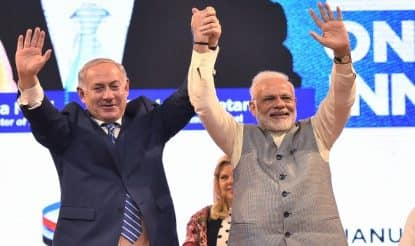 Scrapped Defence Deal Back on Table, India to Buy Israel's Spike Anti-tank Guided Missiles: Benjamin Netanyahu