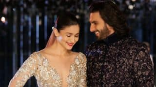 Alia Bhatt : Ranveer Singh In Amazing, He Killed It In Padmaavat And Is Killing It In Gully Boy