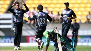 वेलिंग्टन T-20: न्यूजीलैंड ने पाकिस्तान को 7 विकेट से हराया