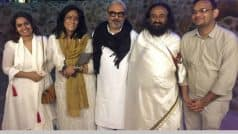 What Does Sri Sri Ravi Shankar Have To Say About Padmaavat After Watching The Film?
