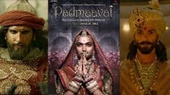 Padmaavat Review : Ranveer Singh Steals The Show, While Sanjay Leela Bhansali Creates A Cinematic Masterpiece