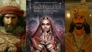 Padmaavat Review : Ranveer Singh's Acting And Sanjay Leela Bhansali's Direction Are The Highlights Of The Film