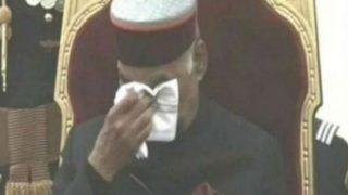 Republic Day 2018: President Ram Nath Kovind Gets Emotional While Presenting Ashok Chakra to IAF Commando JP Nirala's Family