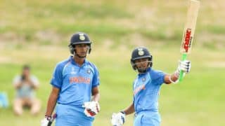 BCCI to Announce Cash Award For Prithvi Shaw And Co For Making it to ICC U19 Cricket World Cup 2018 Final