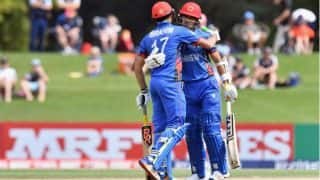 ICC U19 Cricket World Cup 2018: Afghanistan Stun Hosts New Zealand to Enter Semifinals