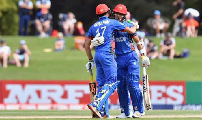 Afghanistan crush NZ to storm into U-19 World Cup semis