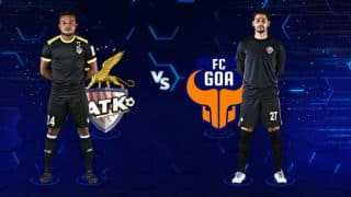 ISL 2017/18: ATK vs FC Goa Match Delayed After Navy Fighter Jet Crashes at The Dabolim Airport