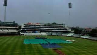 South Africa vs India 1st Test Day 3: Play Called Off After Persistent Rain