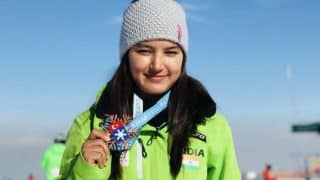 Aanchal Thakur Wins India's First-ever Medal in International Skiing, Bags Bronze in Slalom Race in Alpine Ejder 3200 Cup