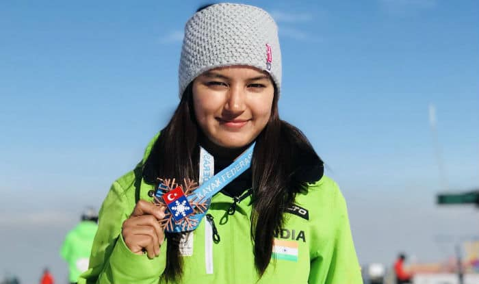 Aanchal Thakur scripts history, wins bronze at skiing global  meet in Turkey
