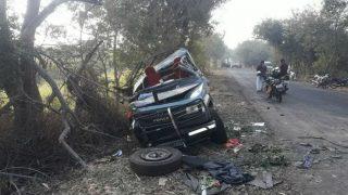 Maharashtra: Six, Including Four Wrestlers of Kranti Kushti Sankul, Killed in Road Accident