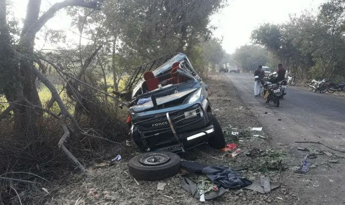 Four wrestlers killed in road accident in Maharashtra (ANI)