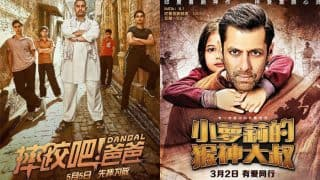 Salman Khan All Set To Compete With Aamir Khan At The China Box Office With Bajrangi Bhaijaan?