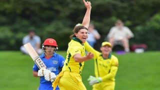 ICC Under 19 Cricket World Cup: Australia Beat Afghanistan to Enter Final, Await Winner of India-Pakistan Semifinal