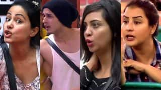 Bigg Boss 11: When Hina Khan, Shilpa Shinde, Priyank Sharma, Arshi Khan Left Us Speechless With These Shocking Statements