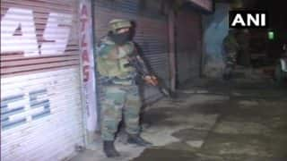 Kashmir: Police Constable Injured After Terrorists Hurl Grenade at Police Station in Baramulla