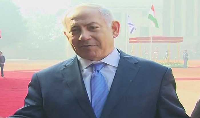 Israel PM Netanyahu to embark on a six-day visit to India