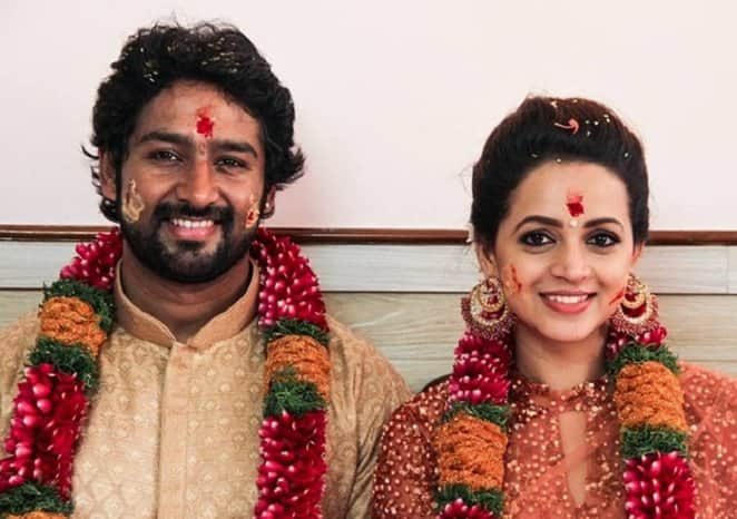 Malayalam Actress Bhavana Wedding