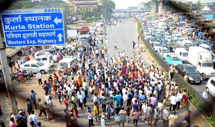 Bhima Koregaon violence protests