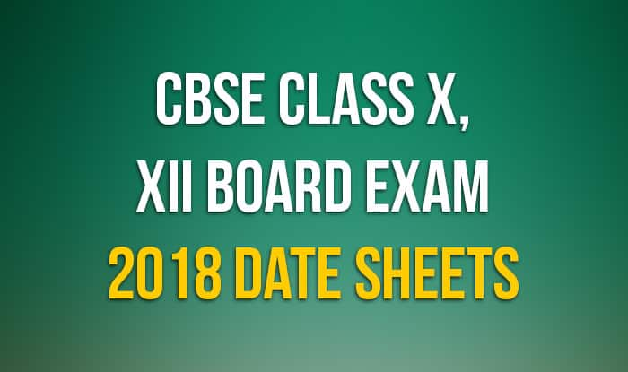 CBSE rules out changing date-sheet