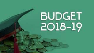 Budget 2018: What Students Expect From Arun Jaitley's Upcoming Finance Bill