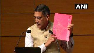 Economic Survey 2017-18: Here's Why The Report Card Showcased by CEA Arvind Subramanian Had a Pink Cover Page