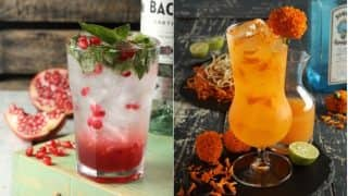 Cocktail recipes: How to Make Tu Anaaaari and Genda Phool at Home