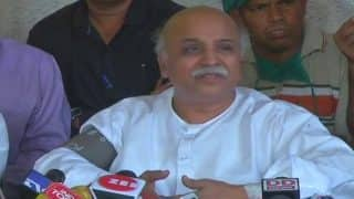 Pravin Togadia Breaks Down, Claims Plan Being Made to Kill Him in Encounter