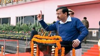 Arvind Kejriwal Stopped Mid-way to Karnal, Accuses Haryana CM Manohar Lal Khattar of Insulting People